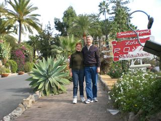 Дорога на казино в Сан Ремо