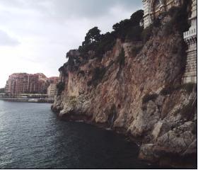 Последняя пядь земли княжества Монако